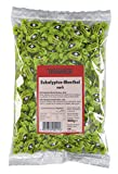 Trimex - Eukalyptus-Menthol-Bonbons braun - 1kg