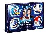 Clementoni 59048 59048-Ehrlich Brothers-Secrets of Magic, 30 unglaubliche Zaubertricks Lernen, für Kinder ab 7 Jahren