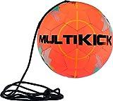 Derbystar Multikick Pro Mini, 47 cm, orange gelb, 4223000750