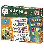 Jumbo Spiele 18078 ich lerne rechnen Lernspiel für Kinder, Ab 4 Jahren