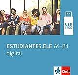 Estudiantes.ELE A1-B1 digital: Spanisch für Studierende. USB-Stick (Estudiantes.ELE / Spanisch für Studierende)