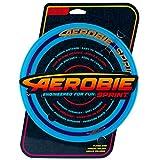 Aerobie - Sprint Flying Ring Wurfring mit Durchmesser 25,4 cm Frisbee Scheibe Farbe zum Wählen (Blau)