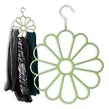 WOP ART Schalhänger am Bügel Flowerpower für den Kleiderschrank
