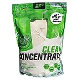 ZEC+ WHEY CLEAN CONCENTRATE Protein Shake 1 kg, fantastischer Geschmack, ~20% BCAAs, ~45% EAAs, Eiweiß-Konzentrat Made in Germany - Milch und Honig