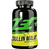 ZEC+ L-Citrullin Malat - 180 Kapseln, Pre Workout Aminosäure, 1000 mg L-Citrullin-Malat pro Kapsel