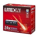 LiteOn iHAS324-07 24x SA R DVD-Brenner schwarz