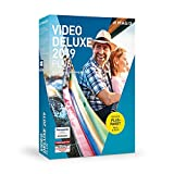 MAGIX Video deluxe 2019 Plus – Das perfekte Videostudio.|Standard|1 Device|1 Year|PC|Disc|Disc
