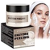 Enzyme Peeling,Hautklärendes Enzymepeeling,Enzympeeling gesicht,Enzym Peeling Pulver,gegen unreine Haut, Akne, fettige Haut& Mitesser, Natural Gesicht & Körper Pulver