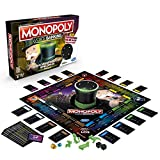 Hasbro Gaming E4816GC2 Monopoly Voice Banking, sprachgesteuerter Familienspiel ab 8 Jahren, Multicolor