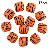 Joyibay Jonglierbälle für Anfänger, 12 STÜCKE Jonglierball Set Lustige Interaktives Jonglierbälle zum Ballspielen für Kinder, Langlebig und Weich
