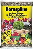 Hornspäne 5 kg für 100 qm Langzeitdünger Balkon- Kübelpflanzen- Gartenkulturen