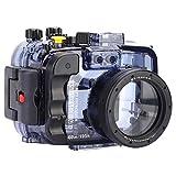 EBTOOLS 60m 195ft Unterwasserkamera Tauchen Wasserdichtes Gehäuse für Sony A6000 / A6300 / A6500