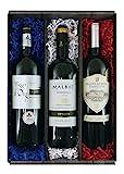 Vive la France! Probierpaket 3 preisgekrönte Rotweine (3 x 0.75 l)