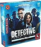 Pegasus Spiele 57512G - Detective: Erste Fälle (Portal Games)