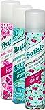 Batiste Trockenshampoo Dry Shampoo 3er Beauty Mix, Frisches Haar für alle Haartypen, 3er Pack 2+1 (3 x 200 ml)