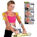 ZOMAKE Armtrainer - Wonder Arms Arm Muskel Übungs Ausrüstungs - Arm Oberkörper Workout Maschine Hausgebrauch