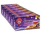 Teekanne Sternenleuchten, 6er Pack