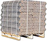 960kg Palette Holzbriketts Nestro Hartholz Briketts Rund Kamin Ofen Brikett Heizbriketts Buche & Eiche 96x10kg Kohle ersetzt ca. 5Ster Brennholz (ENERGIE KIENBACHER BRENNHOLZ, BRIKETTS & CO.)