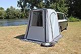 Herzog Heckzelt Primus Light Campingbus Zelt für VW T4 T5 T6 Volkswagen Heckklappenzelt Reisemobilzelt
