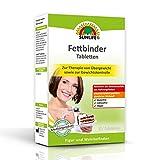 SUNLIFE Fettbinder Tabletten: Abnehmen & Gewichtskontrolle bei Übergewicht, Reduziert die Kalorienzufuhr aus Nahrungsfetten, 32 Tabletten