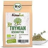 Bio Thymian getrocknet und gerebelt (100g) Bio-Thymian-Tee als Gewürz oder als Tee zu verwenden vom-Achterhof