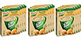 Knorr Cup a Soup Kartoffelcreme (mit Knusper-Croutons Instant Suppe 3 Tassen) 12er Pack