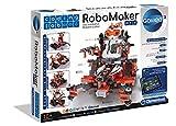 Clementoni 59078 Galileo Science – Coding Lab RoboMaker PRO, edukatives Robotik-Labor, Programmieren & Codieren, elektronisches Lernspiel, Spielzeug für Kinder ab 10 Jahren
