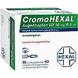 CromoHEXAL Augentropfen U 50 stk