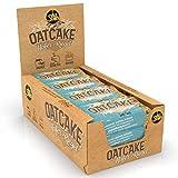 All Stars Oatcake Hafer-Riegel, Just Oats, 12er Pack (12 x 80 g)