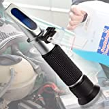 Refraktometer Frostschutz Solaranlage Batterie Auto Batteriesäure Ethylen R02