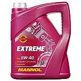 MANNOL Motorenöl Extreme 5W-40 API , 5 Liter