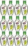 Sagrotan Hand Desinfektionsgel Aloe Vera Vorteilspack Desinfektionsmittel 600 ml (12 x 50ml)