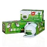 MasterPUTT Magnetische Golfbälle (2 Stück) verbessern Dein Putting, Trainingshilfe für Puttingmatte, Green