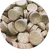 Futtertabletten Haft Tabletten 13mm Mulde Zierfischfutter Welsfutter Fischfutter (1 kg)