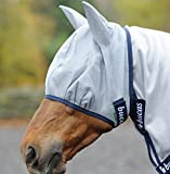 Bucas Buzz-Off Fly Mask - L