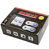 SKAL TV Spielekonsolen Retro Classic Mini, Spielkonsole Built-in Klassische Spiele, HDMI TV Output mit Zwei Joystick Controller, 8bit Entertainment System (821)