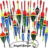 Angel-Berger Allround Posensortiment 20 teilig Friedfischposen Raubfischposen