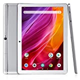 Tablet Android 10 Zoll, Dragon Touch K10 Tablet Pad Android 8.1 2GB+16GB, Quad Core IPS HD (1280 x 800), 2MP Dual Kamera Touchscreen /Micro HDMI /GPS/ FM /WiFi /Bluetooth /5G