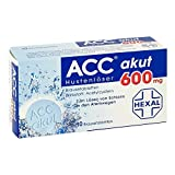 Hexal AG ACC akut 600 Brausetabl. 10 Stück