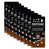VARTA Batterien Electronics Rayovac Lithium Knopfzellen 312 60er Knopfzellen in Original 312 Blisterverpackung