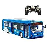 FLAMEER RC Ferngesteuertes Auto Fernbedienung Fahrzeug Elektrisches Spielzeug mit Bus Figur, Geschenk für Geburtstag