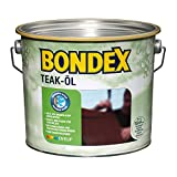 Bondex Teak-Öl Farblos 2,50 l - 330061