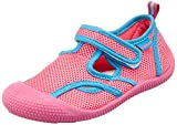 Playshoes Unisex-Kinder UV-Schutz Sandale Aqua Schuhe, Pink (Pink/Türkis 792), 26/27 EU