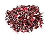 Naturix24 – Hibiskusblüten ganz – 1 Kg-Beutel