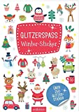 Glitzerspaß Winter-Sticker (Metallic- und Glitzerspaß)