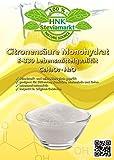 Zitronensäure 1Kg vielseitig einsetzbar im Haushalt - Entkalker - Säuerungsmittel - Lebensmittelzusatz E330 - Haushaltsreiniger - Umweltschonend