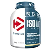 Dymatize ISO 100 Gourmet Vanilla 2,2kg - Whey Protein Hydrolysat + Isolat Pulver