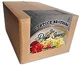Curtice Brothers 5 kg BIO Tomaten Pasta Sauce - extra tomatig - Nudelsauce Tomato Pesto Tomatenmark-Alternative - Familien Vorratspackung