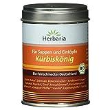 Herbaria 'Kürbiskönig' Suppen und Eintopfgewürz, 90g