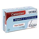 CanestenExtraNagelsetzur Behandlung vonNagelpilzmit Salbe,15 Hygiene-Pflastern und Spatel